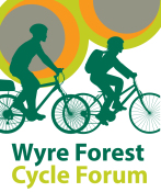 Wyre Forest Cycle Forum Logo